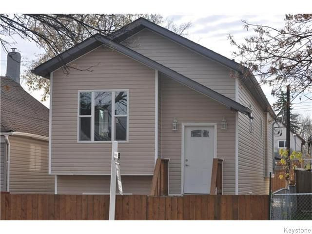 Main Photo: 690 Pritchard Avenue in Winnipeg: Residential for sale (4A)  : MLS®# 1627699