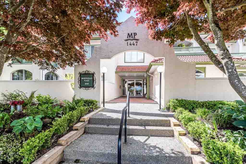 """Main Photo: 109 1447 BEST Street: White Rock Condo for sale in """"Monticello Place"""" (South Surrey White Rock)  : MLS®# R2169462"""