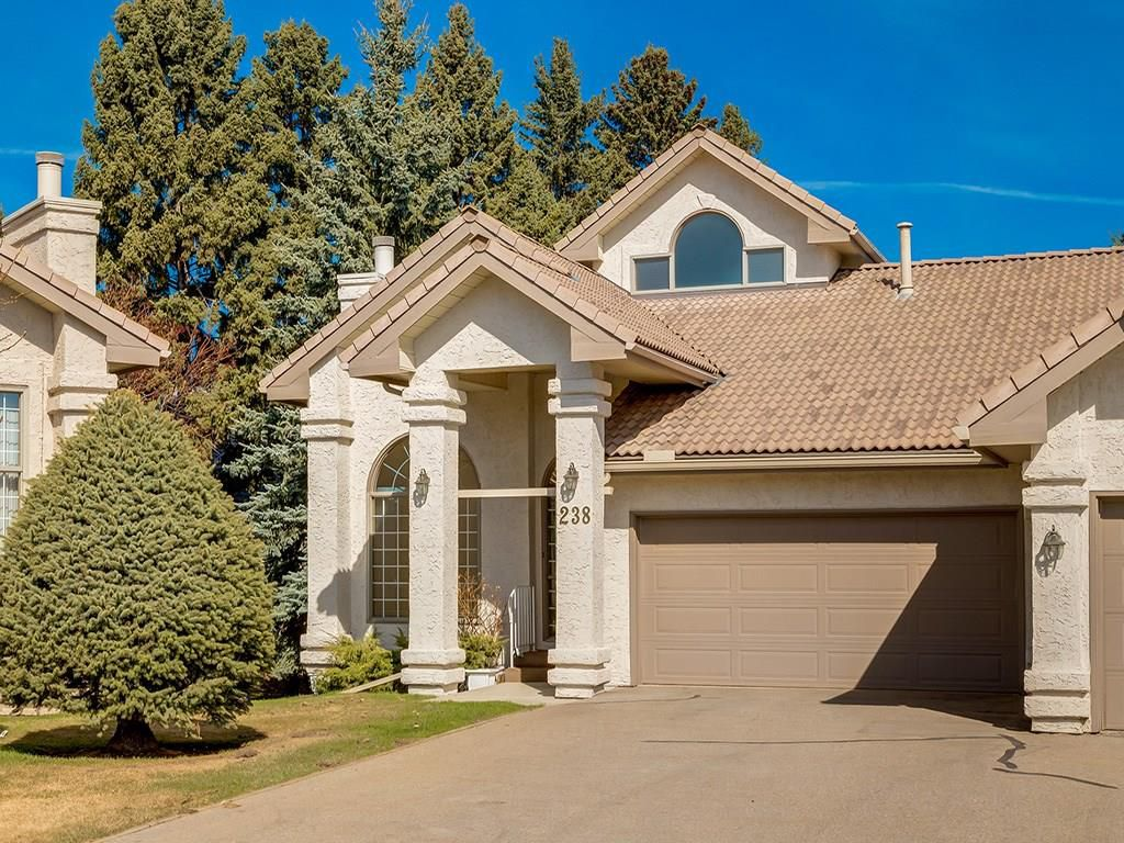 Main Photo: 238 PALISBRIAR Park SW in Calgary: Palliser House for sale : MLS®# C4182918