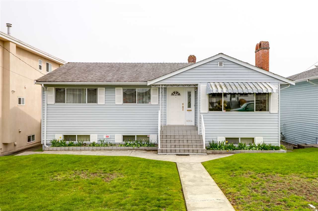 "Main Photo: 8354 13TH Avenue in Burnaby: East Burnaby House for sale in ""EAST BURNABY"" (Burnaby East)  : MLS®# R2271498"