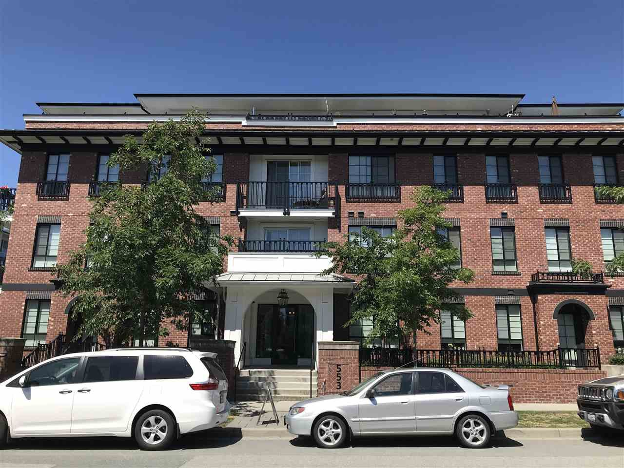 Main Photo: 205 553 FOSTER Avenue in Coquitlam: Coquitlam West Condo for sale : MLS®# R2287864