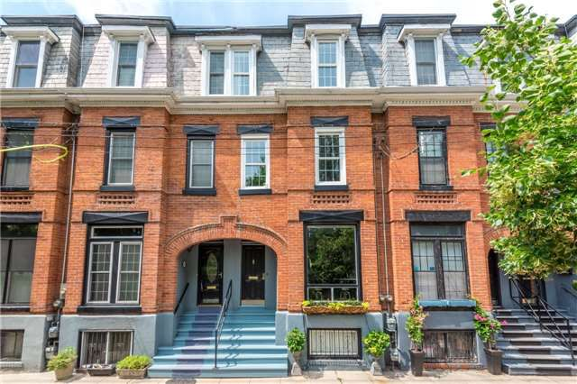 Main Photo: 12 Monteith Street in Toronto: Church-Yonge Corridor House (3-Storey) for sale (Toronto C08)  : MLS®# C4277560