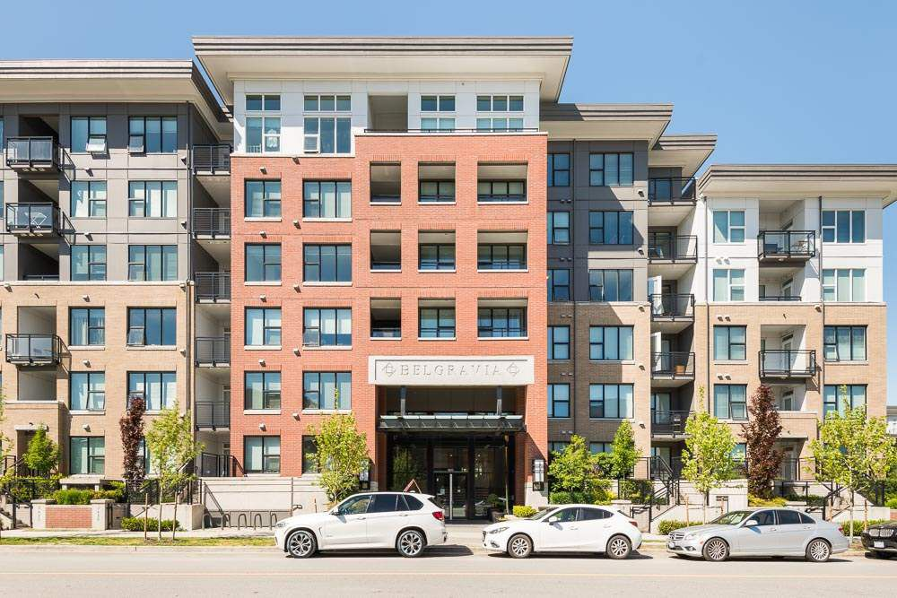 Main Photo: 612 9311 ALEXANDRA Road in Richmond: West Cambie Condo for sale : MLS®# R2329302