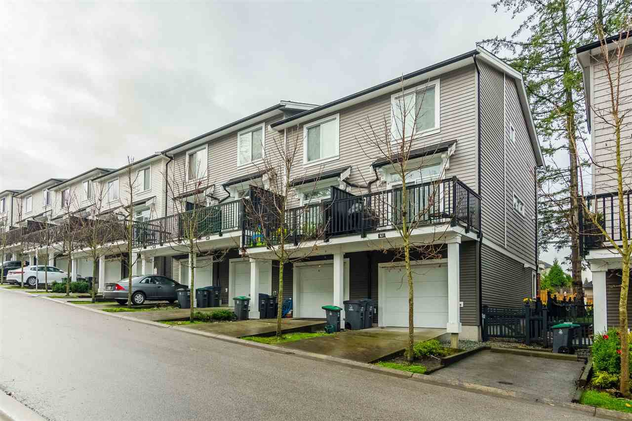 Main Photo: 161 14833 61 Avenue in Surrey: Sullivan Station Townhouse for sale : MLS®# R2346396