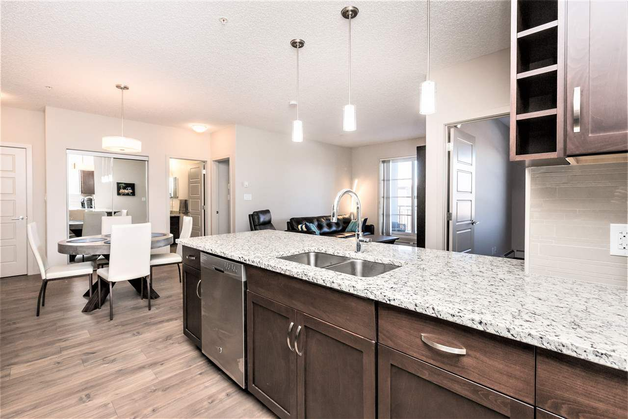 Main Photo: 207 1004 Rosenthal Boulevard NW in Edmonton: Zone 58 Condo for sale : MLS®# E4148313