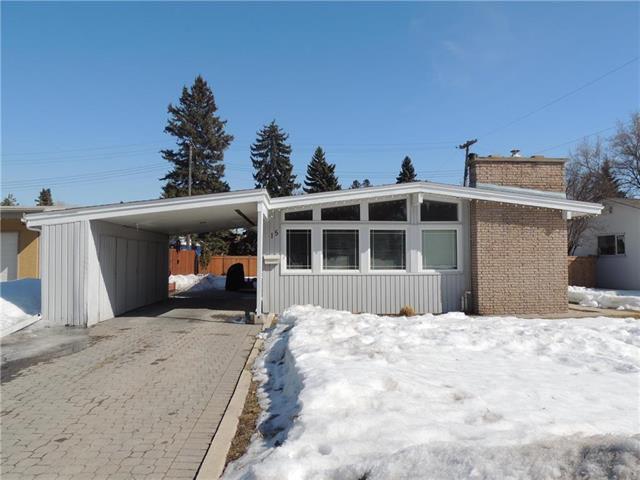 Main Photo: 15 Mohawk Bay in Winnipeg: Niakwa Park Residential for sale (2G)  : MLS®# 1906696