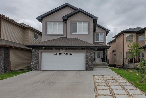 Main Photo: 16723 61 Street in Edmonton: Zone 03 House for sale : MLS®# E4156034