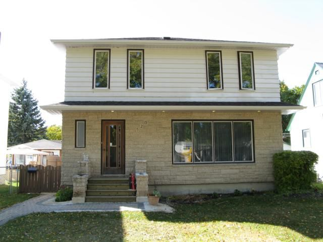 Main Photo: 520 Enniskillen Avenue in WINNIPEG: West Kildonan / Garden City Residential for sale (North West Winnipeg)  : MLS®# 1119827