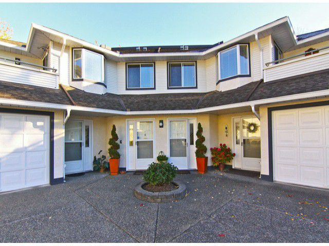 "Main Photo: 412 19645 64TH Avenue in Langley: Willoughby Heights Townhouse for sale in ""Highgate Terrace"" : MLS®# F1325076"