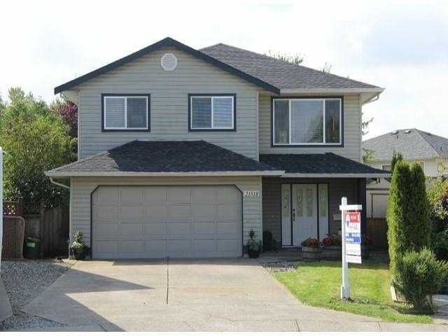 """Main Photo: 21518 50A Avenue in Langley: Murrayville House for sale in """"MURRAYVILLE"""" : MLS®# F1423847"""