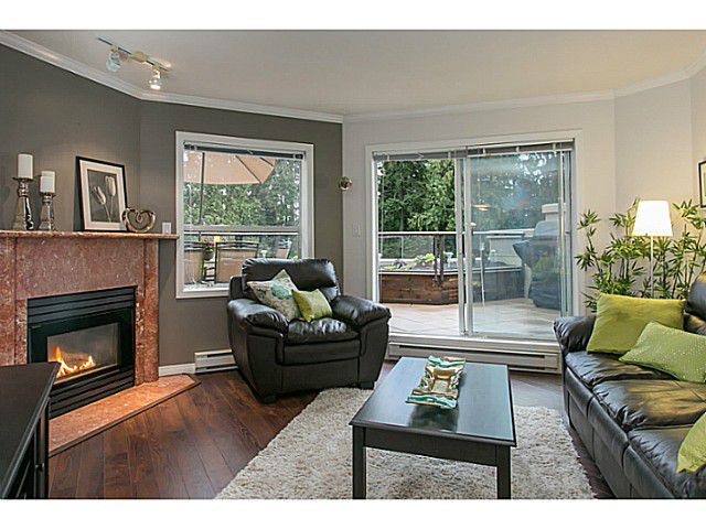 """Photo 10: Photos: 506 1500 OSTLER Court in North Vancouver: Indian River Condo for sale in """"MOUNTAIN TERRACE"""" : MLS®# V1103932"""