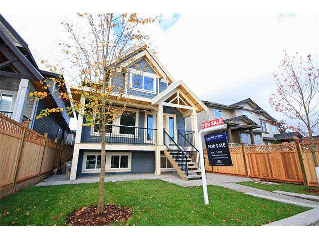 Main Photo: 911 HARRIS AVENUE in : Central Coquitlam House for sale : MLS®# V1091061