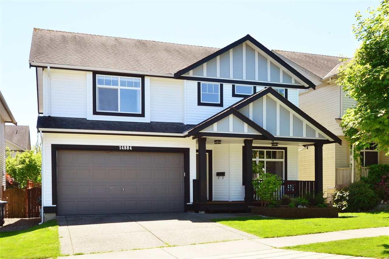 "Main Photo: 14884 59 Avenue in Surrey: Sullivan Station House for sale in ""Miller's Lane"" : MLS®# R2169197"