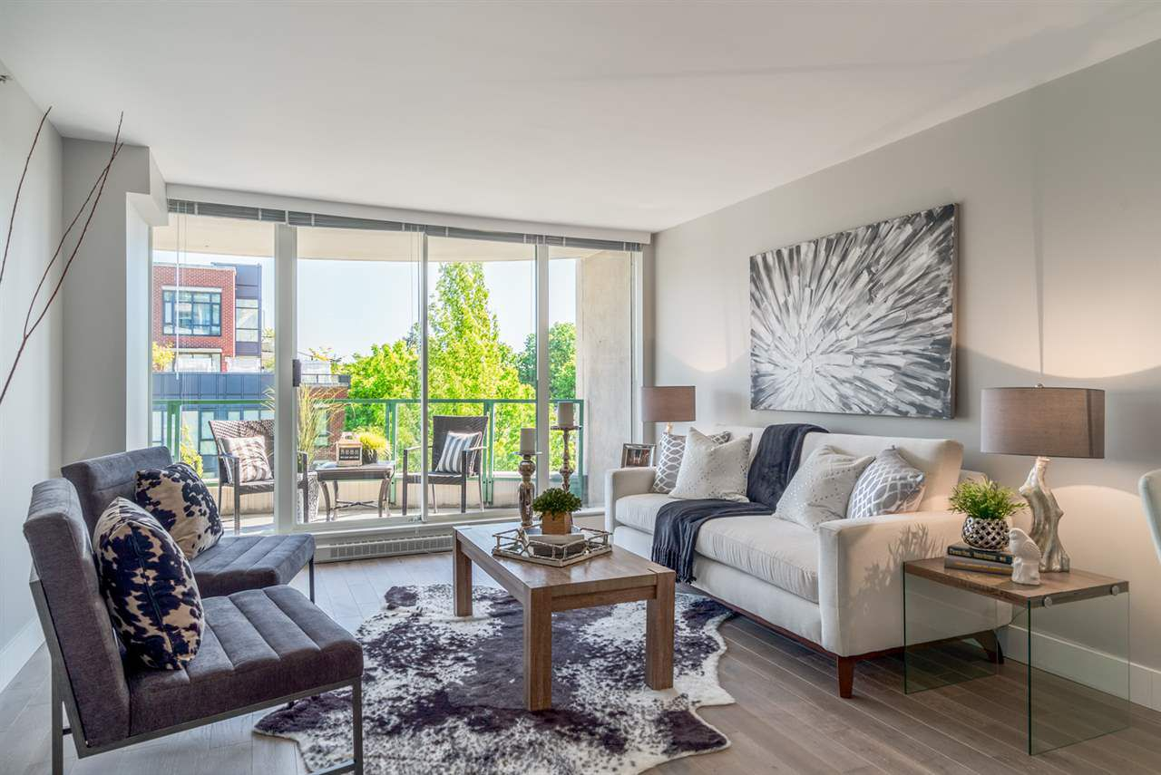 """Main Photo: 607 503 W 16TH Avenue in Vancouver: Fairview VW Condo for sale in """"PACIFICA"""" (Vancouver West)  : MLS®# R2170207"""