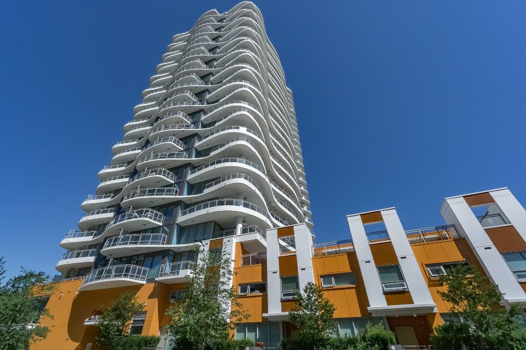 Welcome to #808 - 13303 103A Avenue, Surrey Central in the WAVE Condominiums.
