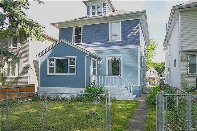 Main Photo: 125 Luxton Avenue in Winnipeg: Scotia Heights Residential for sale (4D)  : MLS®# 1722021