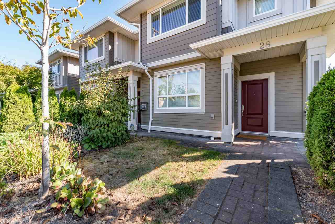 "Main Photo: 28 5580 MONCTON Street in Richmond: Steveston South Townhouse for sale in ""KAIZEN"" : MLS®# R2200909"