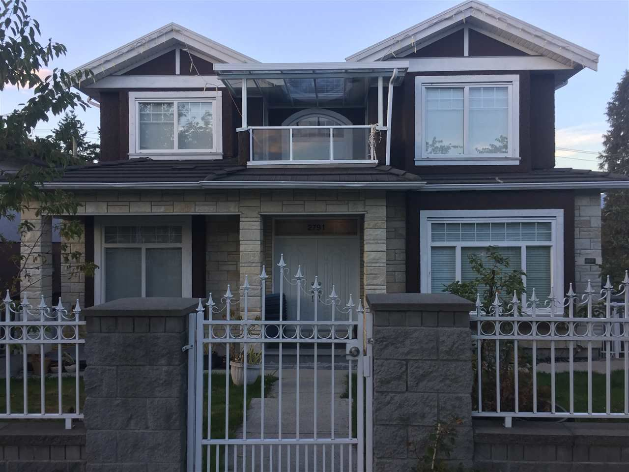 Main Photo: 2791 E 22ND Avenue in Vancouver: Renfrew Heights House for sale (Vancouver East)  : MLS®# R2212664