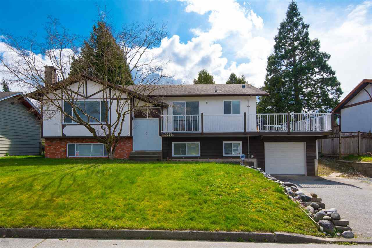 Main Photo: 22774 REID Avenue in Maple Ridge: East Central House for sale : MLS®# R2253460