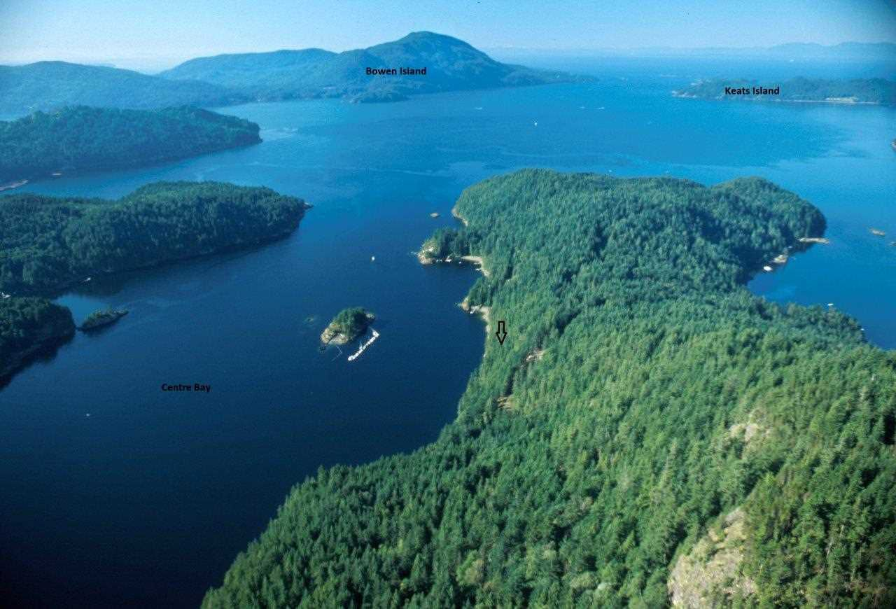 """Main Photo: Lot 40 WEST BAY: Gambier Island Home for sale in """"West Bay Landing"""" (Sunshine Coast)  : MLS®# R2253941"""