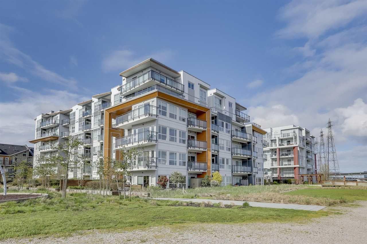 """Main Photo: 207 10155 RIVER Drive in Richmond: Bridgeport RI Condo for sale in """"Parc Riviera"""" : MLS®# R2256827"""