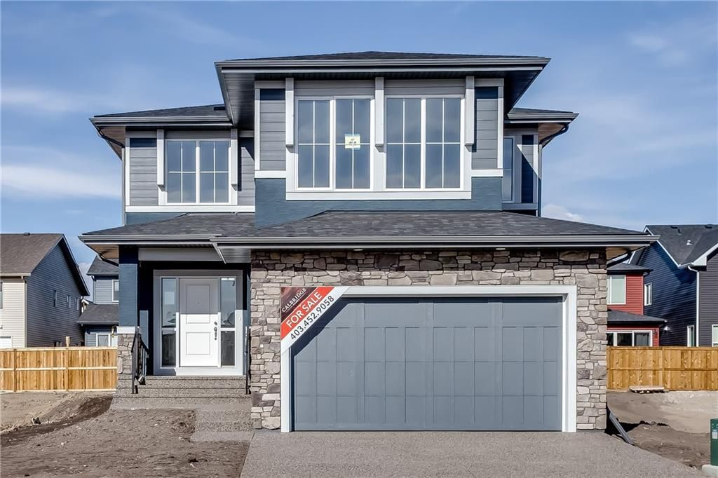 Main Photo: 464 LEGACY Boulevard SE in Calgary: Legacy House for sale : MLS®# C4182718