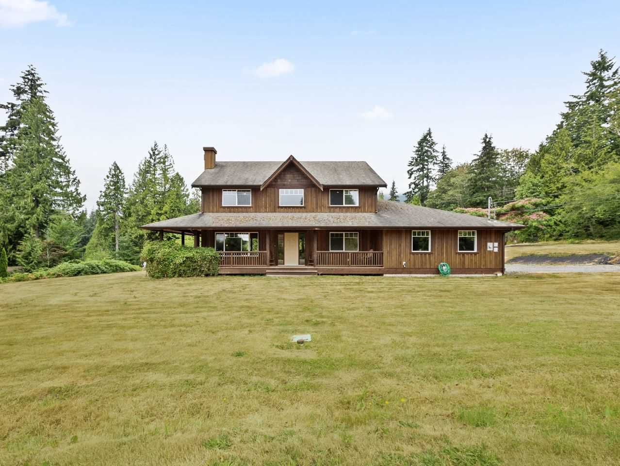 Main Photo: 183 WHARF Road in Gibsons: Gibsons & Area House for sale (Sunshine Coast)  : MLS®# R2293429