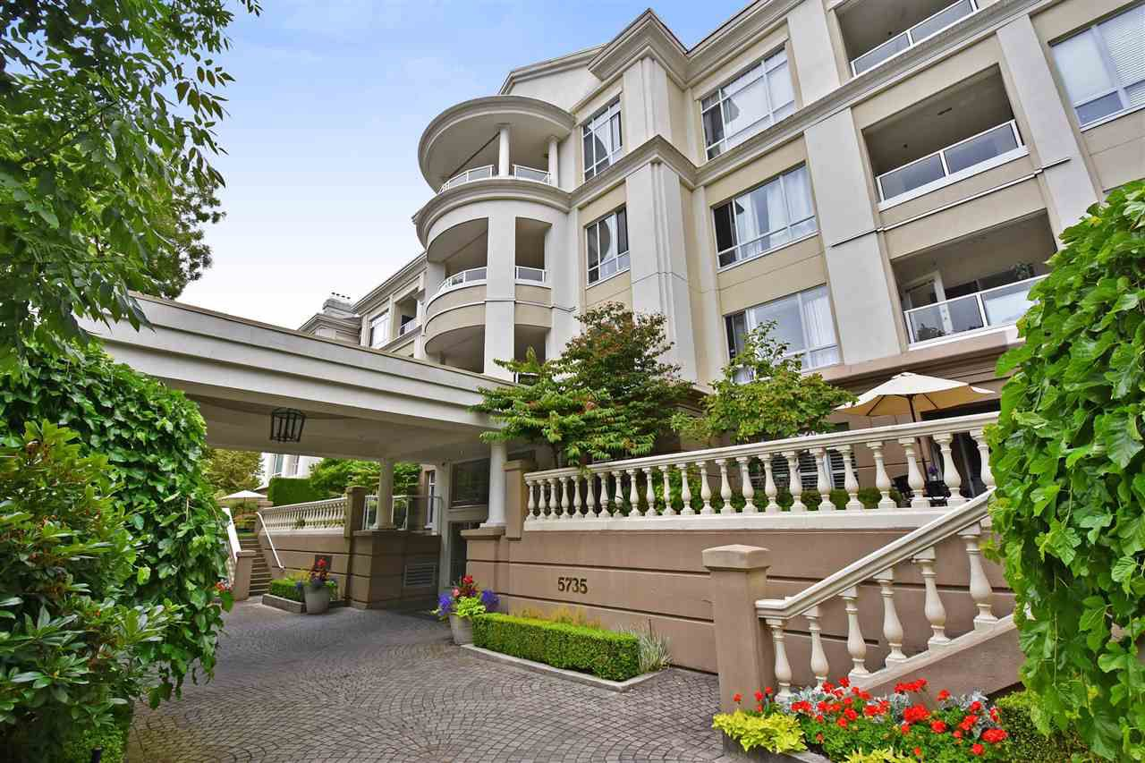 "Main Photo: 401 5735 HAMPTON Place in Vancouver: University VW Condo for sale in ""THE BRISTOL"" (Vancouver West)  : MLS®# R2294872"