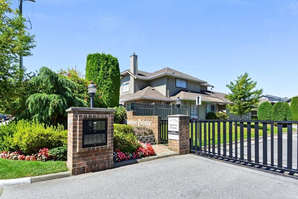"Main Photo: 104 16275 15 Avenue in Surrey: King George Corridor Townhouse for sale in ""SUNRISE POINT"" (South Surrey White Rock)  : MLS®# R2303886"