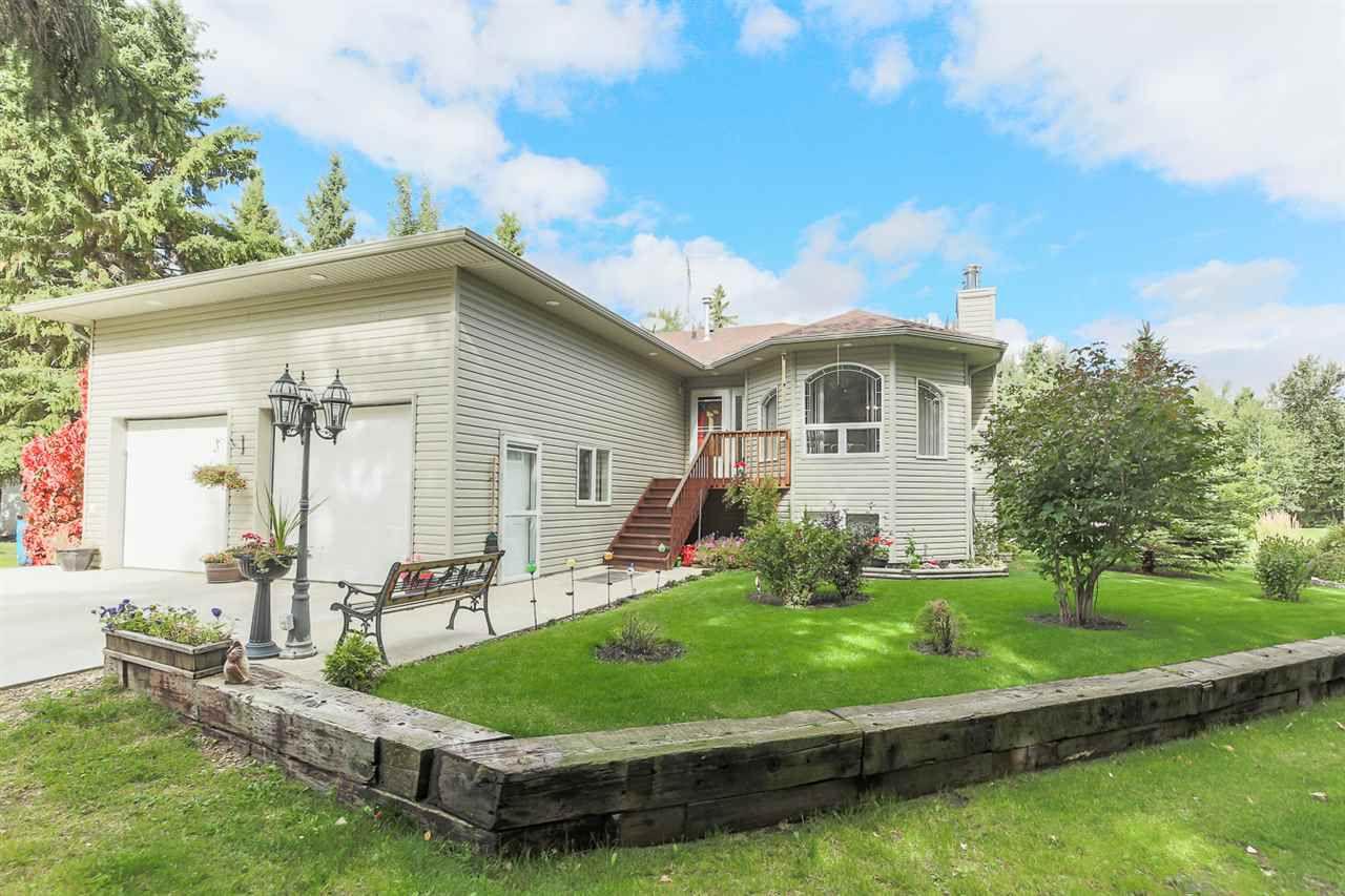 Main Photo: 15 244013 Twp 470: Rural Wetaskiwin County House for sale : MLS®# E4128981