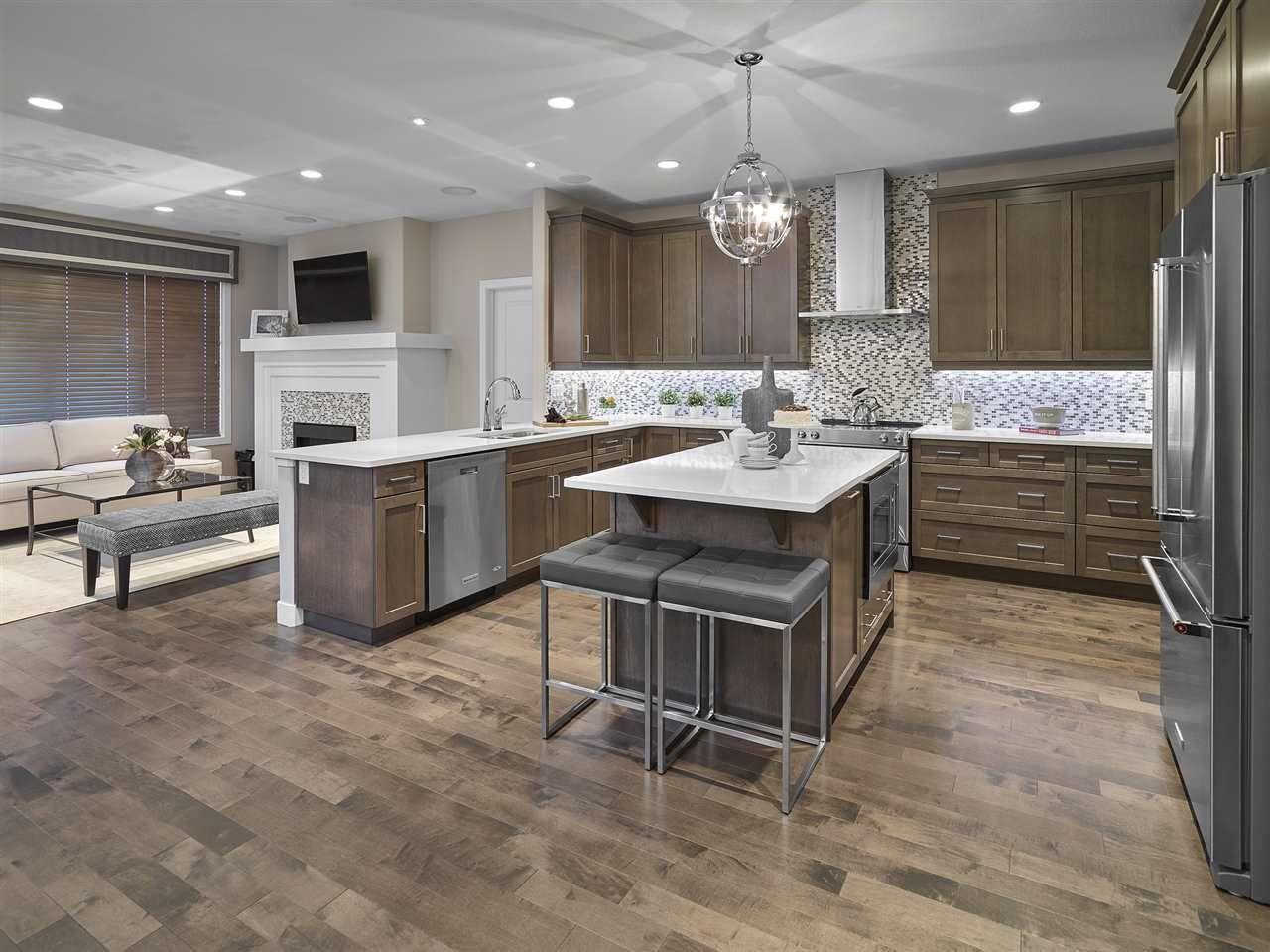 Main Photo: 92 Rybury Court: Sherwood Park House Half Duplex for sale : MLS®# E4134468