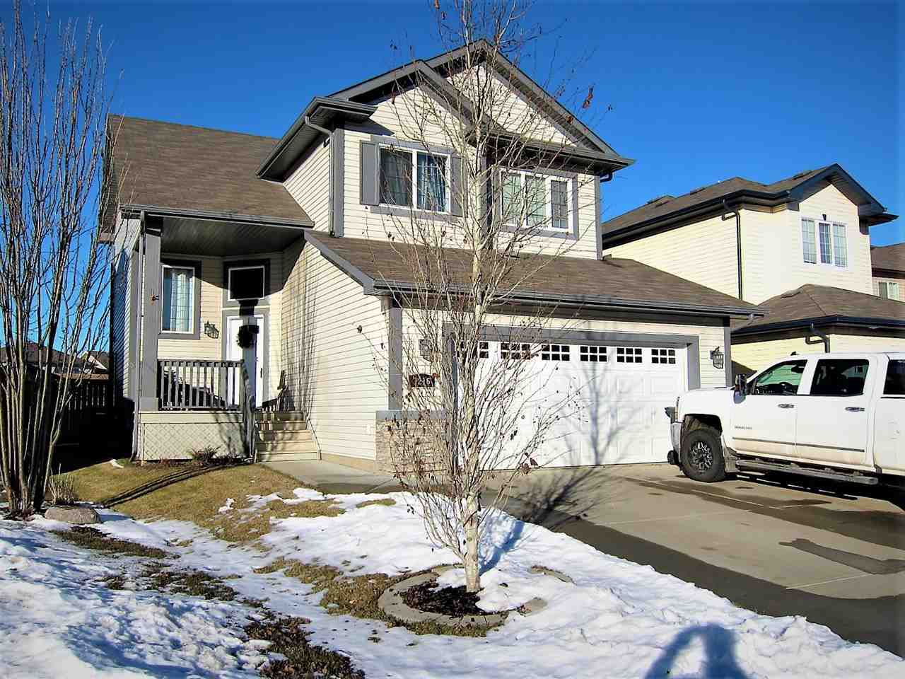 Main Photo: 1216 WESTERRA Crescent: Stony Plain House for sale : MLS®# E4137059