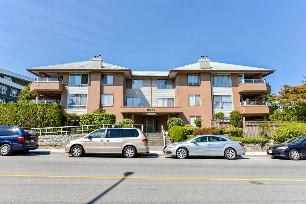 "Main Photo: 322 6939 GILLEY Avenue in Burnaby: Highgate Condo for sale in ""VENTURA PLACE"" (Burnaby South)  : MLS®# R2330416"