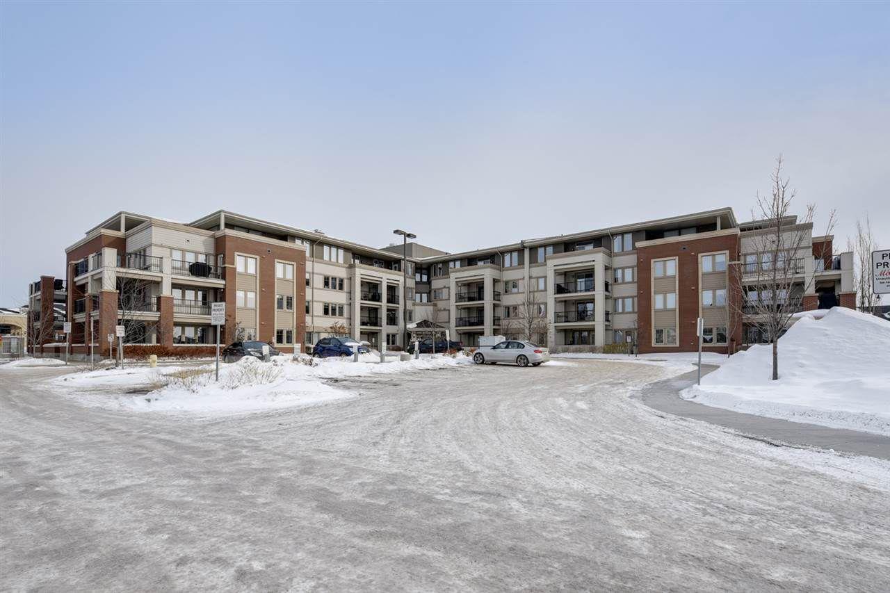Main Photo: 209 4450 MCCRAE Avenue in Edmonton: Zone 27 Condo for sale : MLS®# E4140133