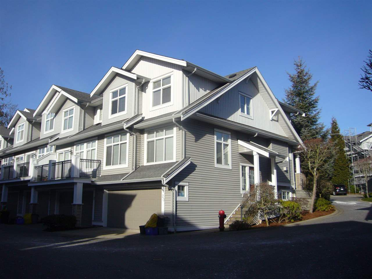 """Main Photo: 20 20449 66 Avenue in Langley: Willoughby Heights Townhouse for sale in """"Natures Landing"""" : MLS®# R2335937"""