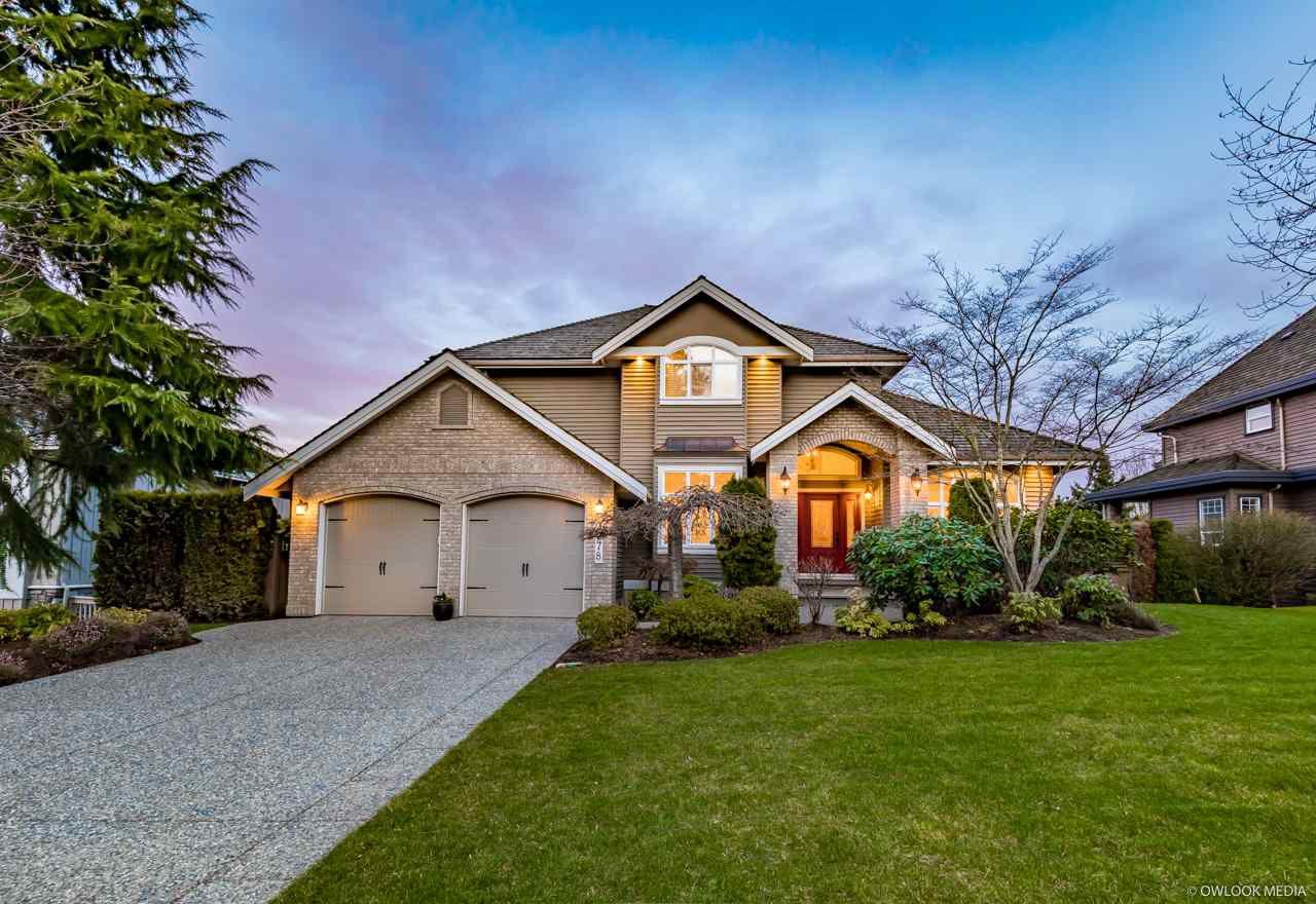 "Main Photo: 3678 DEVONSHIRE Drive in Surrey: Morgan Creek House for sale in ""MORGAN CREEK"" (South Surrey White Rock)  : MLS®# R2348096"