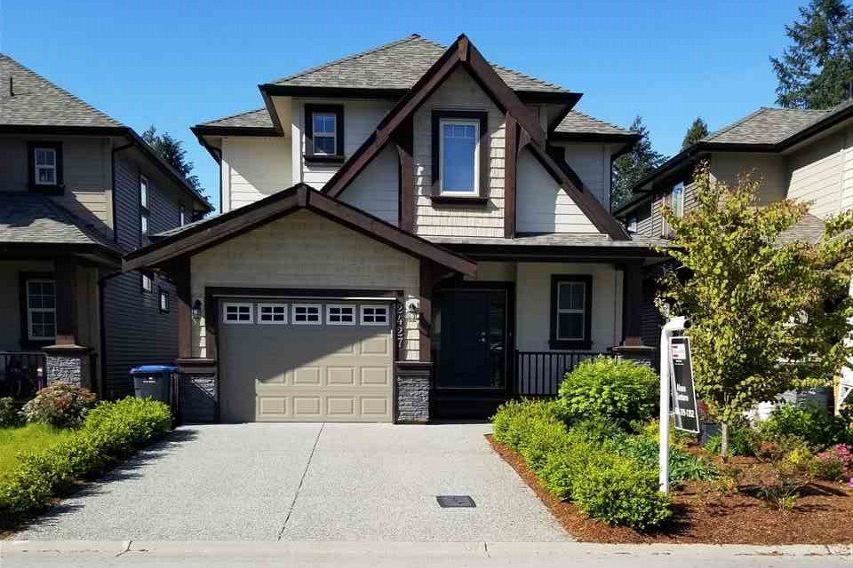Main Photo: 2427 FRISKIE Avenue in Port Coquitlam: Woodland Acres PQ House for sale : MLS®# R2367688