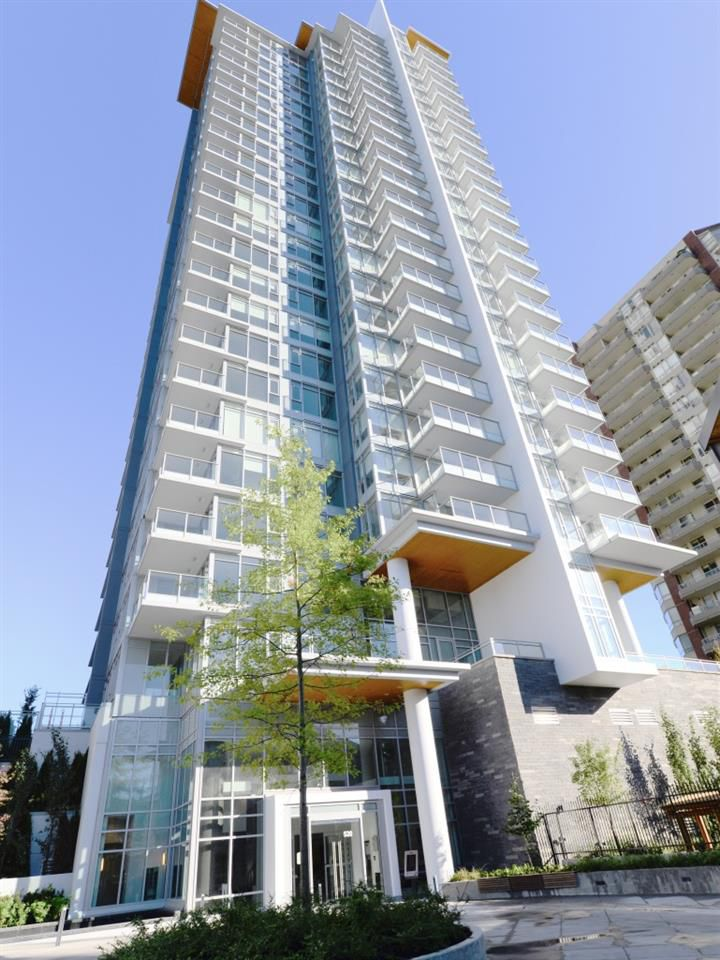 """Main Photo: 1408 520 COMO LAKE Avenue in Coquitlam: Coquitlam West Condo for sale in """"The Crown"""" : MLS®# R2381526"""