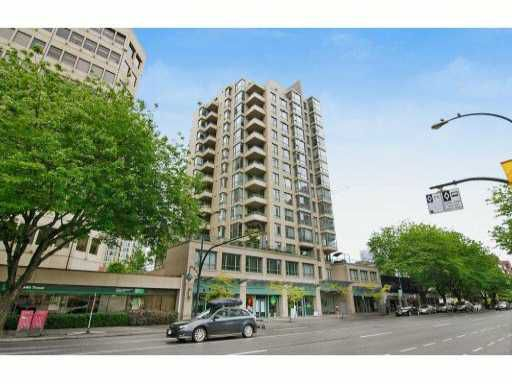 Main Photo: # 305 1238 BURRARD ST in Vancouver: Downtown VW Condo for sale (Vancouver West)  : MLS®# V1009098