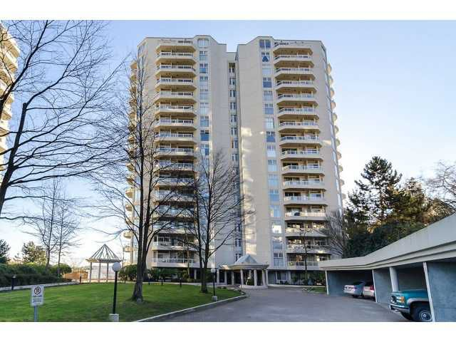 "Main Photo: 204 69 JAMIESON Court in New Westminster: Fraserview NW Condo for sale in ""PALACE QUAY"" : MLS®# V1045899"