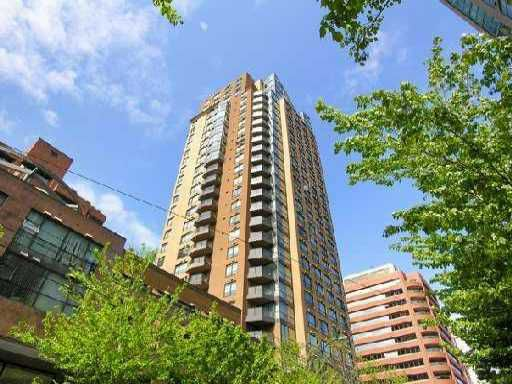 Main Photo: # 2102 1189 HOWE ST in Vancouver: Downtown VW Condo for sale (Vancouver West)  : MLS®# V711904