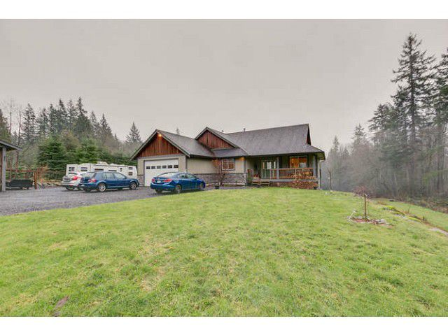 "Main Photo: 26624 112TH Avenue in Maple Ridge: Thornhill House for sale in ""Thornhill"" : MLS®# V1096182"
