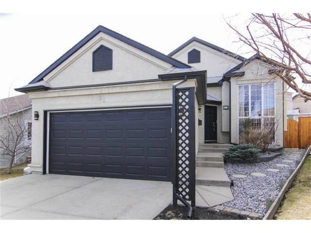 Main Photo: 25 HARVEST GLEN Court NE in Calgary: Harvest Hills House for sale : MLS®# C3650291