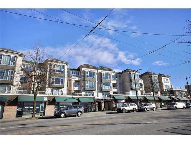 "Main Photo: 211 3480 MAIN Street in Vancouver: Main Condo for sale in ""THE NEWPORT"" (Vancouver East)  : MLS®# V1111188"