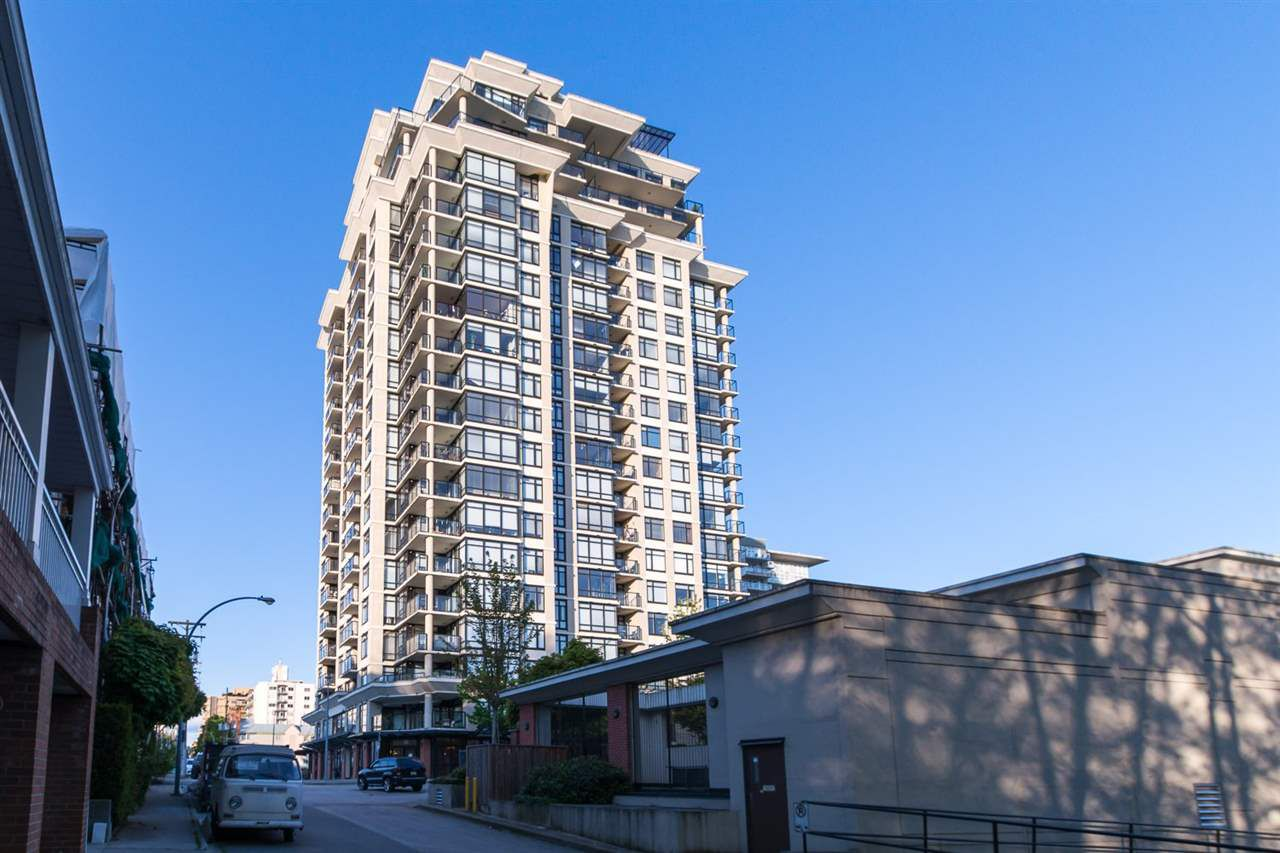 "Main Photo: 102 610 VICTORIA Street in New Westminster: Downtown NW Condo for sale in ""THE POINT"" : MLS®# R2003966"