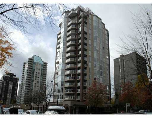 """Main Photo: 1010 BURNABY Street in Vancouver: West End VW Condo for sale in """"ELLINGTON"""" (Vancouver West)  : MLS®# V619492"""