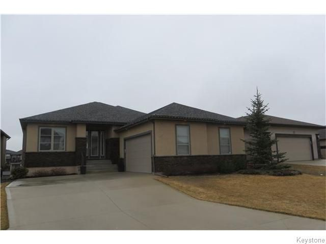 Main Photo: 70 Blue Sun Drive in Winnipeg: Manitoba Other Residential for sale : MLS®# 1609113