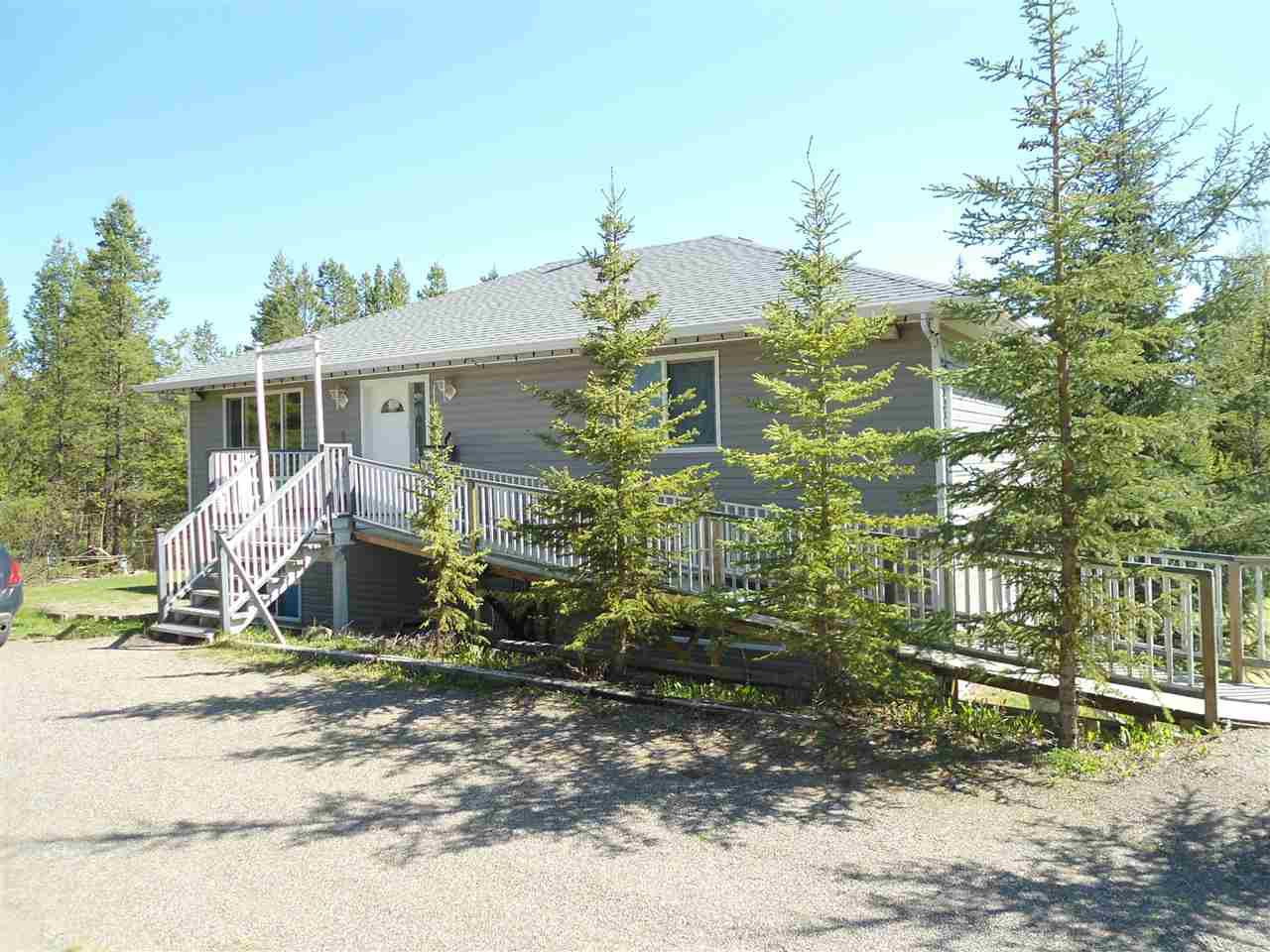 Main Photo: 12935 WOODLAND Road in Prince George: Beaverley House for sale (PG Rural West (Zone 77))  : MLS®# R2064820