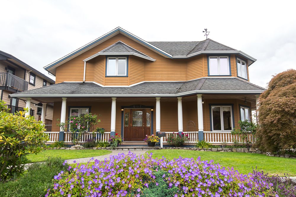 """Main Photo: 607 EIGHTEENTH Street in New Westminster: West End NW House for sale in """"WEST END"""" : MLS®# R2089542"""