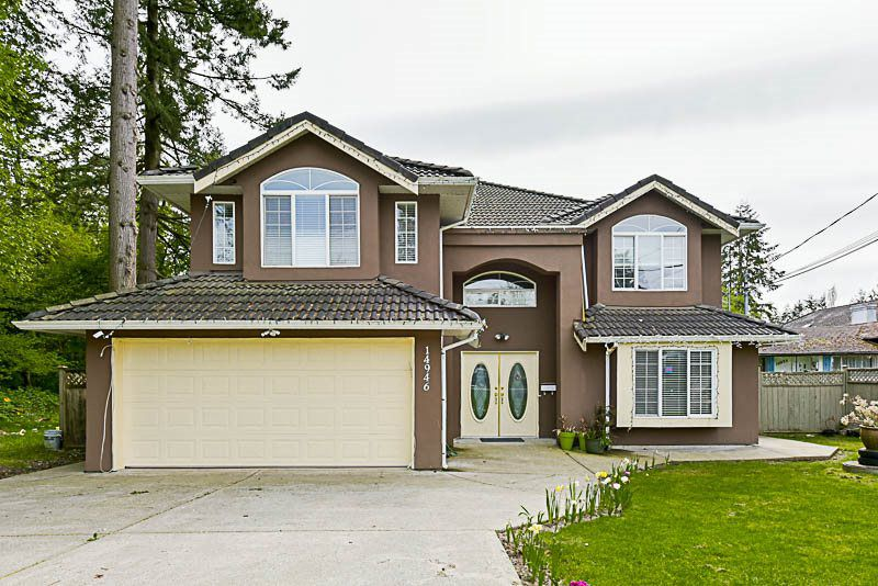 Main Photo: 14946 92 Avenue in Surrey: Fleetwood Tynehead House for sale : MLS®# R2162606